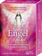 Cover-Bild zu Seelenengel-Orakel Herzensbotschaften der himmlischen Helfer von Missing, Melanie