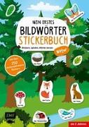 Cover-Bild zu Mein erstes Bildwörter-Stickerbuch - Natur