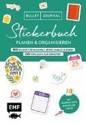 Cover-Bild zu Bullet Journal - Stickerbuch - Planen und organisieren