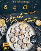 Cover-Bild zu Mein Adventskalender-Buch: Sweet Christmas