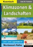 Cover-Bild zu Klimazonen & Landschaften von Forester, Gary M.