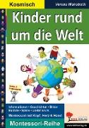 Cover-Bild zu Kinder rund um die Welt (eBook) von Wanstrath, Verena