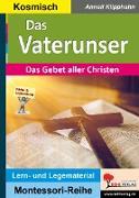 Cover-Bild zu Das Vaterunser (eBook) von Klipphahn, Anneli