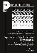 Cover-Bild zu Regelfolgen, Regelschaffen, Regeländern von Massa, Manuela (Hrsg.)