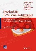 Cover-Bild zu Handbuch für Technisches Produktdesign von Kalweit, Andreas (Hrsg.)