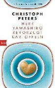 Cover-Bild zu Herr Yamashiro bevorzugt Kartoffeln von Peters, Christoph