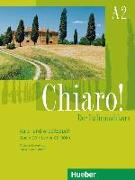 Cover-Bild zu Chiaro! A2. Kurs- und Arbeitsbuch + Audio-CD + Lerner-CD-ROM von Savorgnani, Giulia de