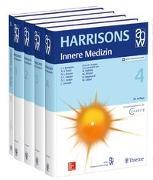 Cover-Bild zu Harrisons Innere Medizin von Suttorp, Norbert (Hrsg.)