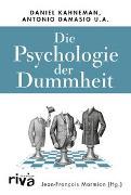 Cover-Bild zu Die Psychologie der Dummheit von Marmion, Jean-François