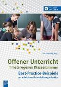 Cover-Bild zu Ratgeber Inklusion: Offener Unterricht im heterogenen Klassenzimmer von Spielberg, Saskia (Hrsg.)