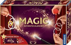 Cover-Bild zu Magic Adventskalender 2020