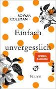 Cover-Bild zu Einfach unvergesslich (eBook) von Coleman, Rowan