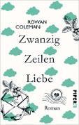 Cover-Bild zu Zwanzig Zeilen Liebe (eBook) von Coleman, Rowan