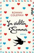 Cover-Bild zu Im siebten Sommer (eBook) von Coleman, Rowan