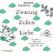 Cover-Bild zu Zwanzig Zeilen Liebe (Audio Download) von Coleman, Rowan