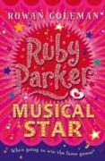 Cover-Bild zu Ruby Parker: Musical Star (eBook) von Coleman, Rowan