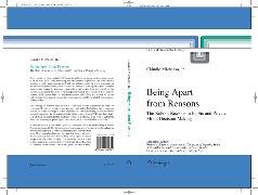 Cover-Bild zu MichelonJr., Cláudio: Being Apart from Reasons (eBook)