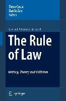 Cover-Bild zu Costa, Pietro (Hrsg.): The Rule of Law