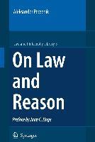Cover-Bild zu Peczenik, Aleksander: On Law and Reason