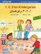 Cover-Bild zu 1, 2, 3 im Kindergarten Deutsch-Persisch/Farsi von Böse, Susanne