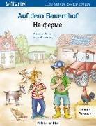 Cover-Bild zu Auf dem Bauernhof Deutsch-Russisch von Böse, Susanne