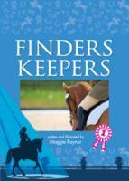 Cover-Bild zu Finders Keepers von Raynor, Maggie