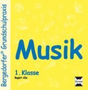 Cover-Bild zu Musik - 1. Klasse. CD von Kuhlmann, Dagmar
