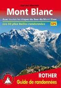 Cover-Bild zu Mont Blanc (Mont Blanc - französische Ausgabe) von Eberlein, Hartmut