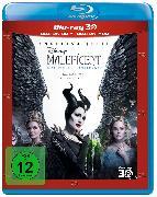 Cover-Bild zu Maleficent - Mächte der Finsternis - 3D + 2D von Stromberg, Robert (Reg.)
