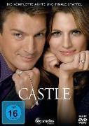 Cover-Bild zu Castle - 8. Staffel von Bowman, Rob (Reg.)