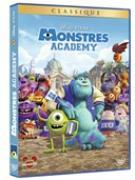 Cover-Bild zu Monstres Academy von Scanlon, Dan (Reg.)