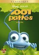 Cover-Bild zu 1001 Pattes von Lasseter, John (Reg.)