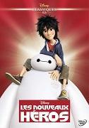 Cover-Bild zu Les nouveaux héros - Big Hero 6 - les Classiques 53 von Hall, Don (Reg.)
