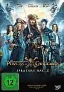 Cover-Bild zu Pirates of the Caribbean 5 - Salazars Rache von Rønning, Joachim (Reg.)
