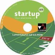 Cover-Bild zu startup.WR (WSG-W) 2 Lehrermaterial von Bauer, Gotthard