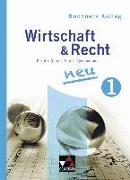 Cover-Bild zu Buchners Kolleg Wirtschaft & Recht 1. Neuausgabe von Bauer, Gotthard