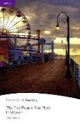 Cover-Bild zu PLPR5:The Five People You Meet in Heaven Book and MP3 Pack von Albom, Mitch