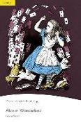 Cover-Bild zu PLPR2:Alice in Wonderland RLA 1st Edition - Paper von Carroll, Lewis