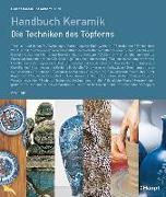 Cover-Bild zu Handbuch Keramik von Hooson, Duncan