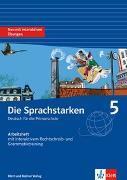 Cover-Bild zu Die Sprachstarken 5. Schuljahr. Arbeitsheft
