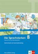 Cover-Bild zu Die Sprachstarken 8 Rechtschreib- und Grammatiktraining von Weder, Mirjam