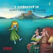 Cover-Bild zu s Gspänscht im schottische Schloss von Hohler, Franz