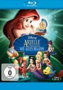 Cover-Bild zu Arielle die Meerjungfrau - Wie alles begann von Reece, Robert