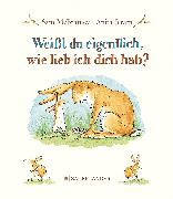 Cover-Bild zu McBratney, Sam: Weißt du (Mini-Ausgabe)