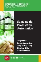 Cover-Bild zu Sustainable Production Automation (eBook) von Li, Jingshan