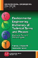 Cover-Bild zu Environmental Engineering Dictionary of Technical Terms and Phrases (eBook) von Hopcroft, Francis J.