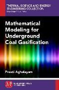 Cover-Bild zu Mathematical Modeling for Underground Coal Gasification (eBook) von Aghalayam, Preeti