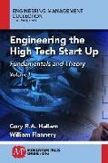 Cover-Bild zu Engineering the High Tech Start Up (eBook) von Hallam, Cory R. A.