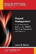 Cover-Bild zu Project Management (eBook) von Marion, James W.