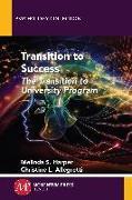 Cover-Bild zu Transition to Success (eBook) von Harper, Melinda S.